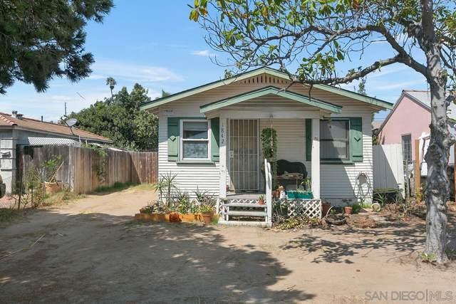 1842 Grand, San Diego, CA 92109 (#210026334) :: Neuman & Neuman Real Estate Inc.