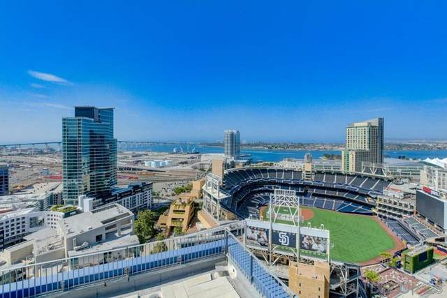 350 11Th Ave #528, San Diego, CA 92101 (#210026335) :: Neuman & Neuman Real Estate Inc.