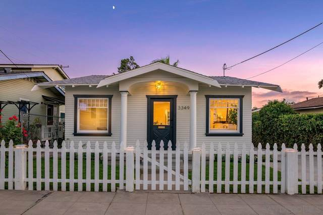 3349 Myrtle Ave, San Diego, CA 92104 (#210026339) :: Neuman & Neuman Real Estate Inc.