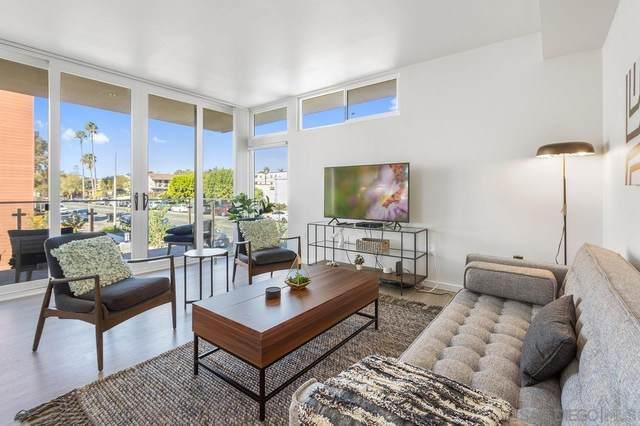 2883 B Street, San Diego, CA 92102 (#210026351) :: Neuman & Neuman Real Estate Inc.