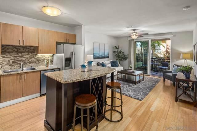 525 11th Ave #1201, San Diego, CA 92101 (#210026354) :: Neuman & Neuman Real Estate Inc.