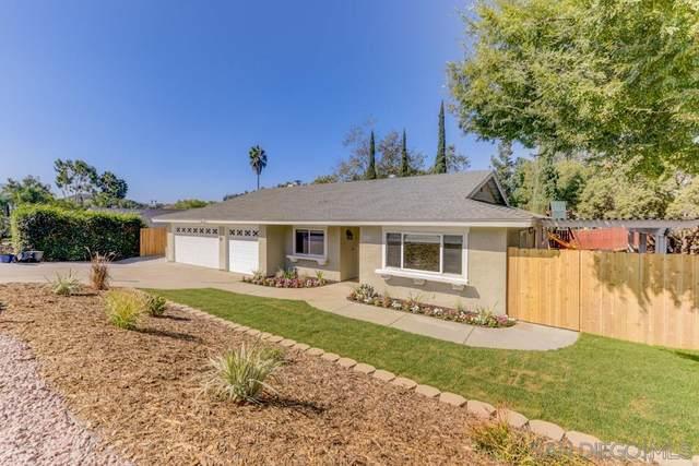1505 Fair Valley Rd, El Cajon, CA 92019 (#210026357) :: Neuman & Neuman Real Estate Inc.