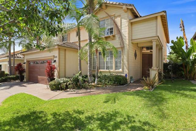 520 Paseo Rosal, Chula Vista, CA 91910 (#210026375) :: Windermere Homes & Estates