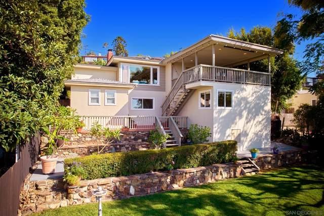 4564 Westview Drive, La Mesa, CA 91941 (#210026380) :: Neuman & Neuman Real Estate Inc.