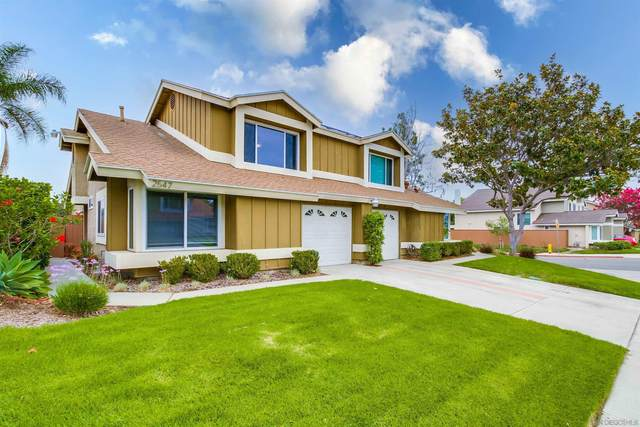 2547 Crosshaven Ln, San Diego, CA 92139 (#210026381) :: Keller Williams - Triolo Realty Group