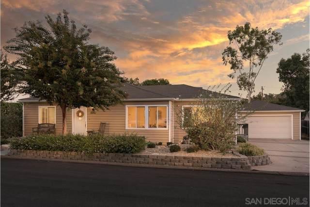 8961 Moisan Way, La Mesa, CA 91941 (#210026408) :: Neuman & Neuman Real Estate Inc.