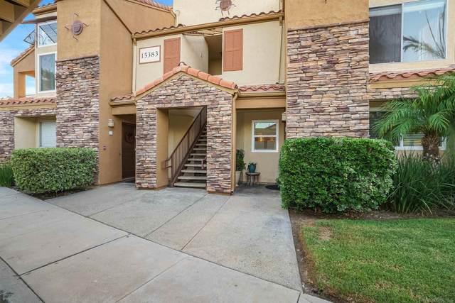 15383 Maturin Dr #215, San Diego, CA 92127 (#210026416) :: Neuman & Neuman Real Estate Inc.