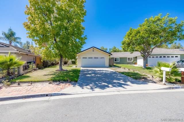 1517 Spring Creek Ln, Oceanside, CA 92057 (#210026432) :: Neuman & Neuman Real Estate Inc.