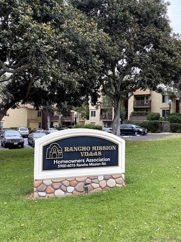 5954 Rancho Mission Road #189, San Diego, CA 92108 (#210026451) :: The Stein Group
