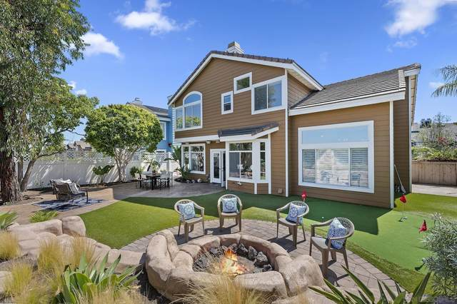 584 Crest Drive, Encinitas, CA 92024 (#210026476) :: Solis Team Real Estate