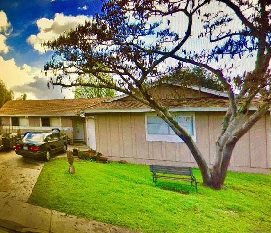 6535 Belle Glade Avenue, San Diego, CA 92119 (#210026482) :: Wannebo Real Estate Group