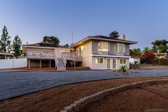 2420 Dehesa Rd, El Cajon, CA 92019 (#210026488) :: Neuman & Neuman Real Estate Inc.