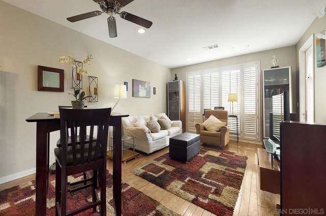 3887 Pell Place #319, San Diego, CA 92130 (#210026502) :: Neuman & Neuman Real Estate Inc.