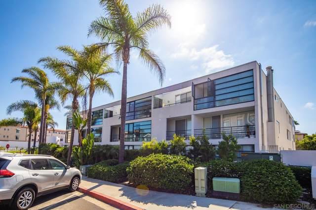 101 Coast Blvd 1G, La Jolla, CA 92037 (#210026507) :: Neuman & Neuman Real Estate Inc.