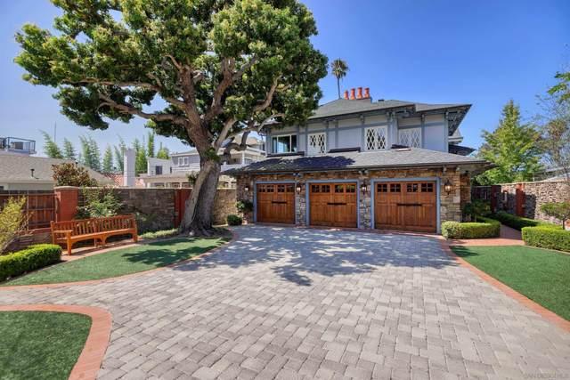 1268 Bluebird Lane, La Jolla, CA 92037 (#210026521) :: Neuman & Neuman Real Estate Inc.