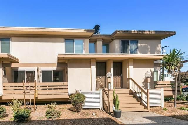 2680 Worden Street #77, San Diego, CA 92110 (#210026535) :: Solis Team Real Estate