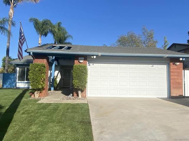 1061 Tarlo Ct., El Cajon, CA 92019 (#210026537) :: Neuman & Neuman Real Estate Inc.
