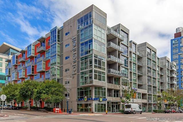 1025 Island Ave #312, San Diego, CA 92101 (#210026540) :: Neuman & Neuman Real Estate Inc.