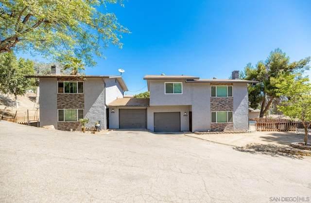 9059-61 Creekford Dr, Lakeside, CA 92040 (#210026555) :: Solis Team Real Estate
