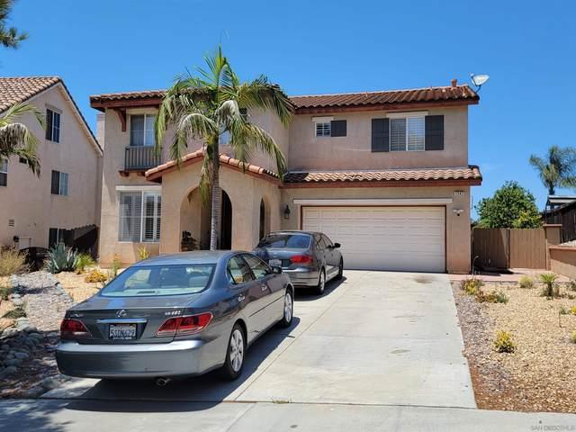 1242 Old Janal Ranch Rd, Chula Vista, CA 91915 (#210026558) :: Neuman & Neuman Real Estate Inc.