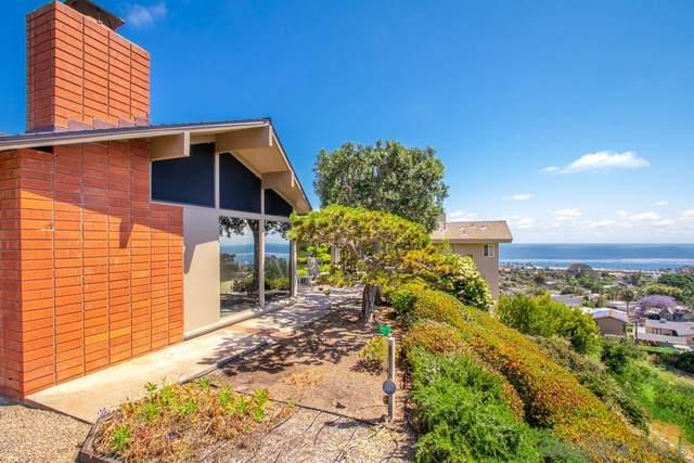5570 Warbler Way, La Jolla, CA 92037 (#210026567) :: Neuman & Neuman Real Estate Inc.