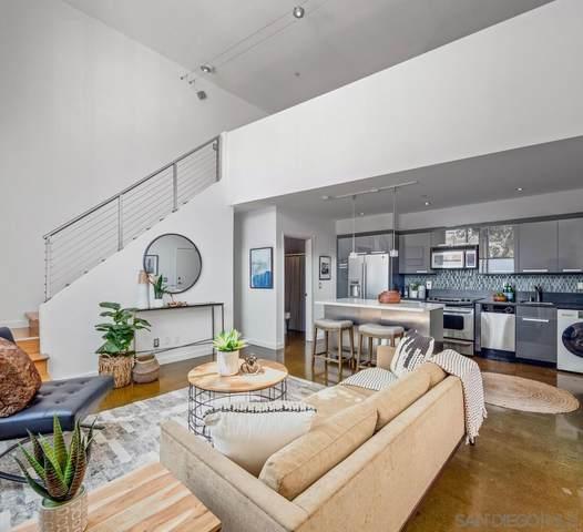 948 G St #22, San Diego, CA 92101 (#210026575) :: Neuman & Neuman Real Estate Inc.