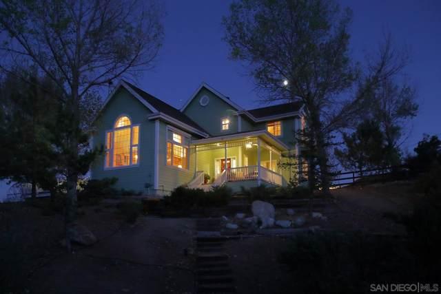 36841 Lion Peak Rd, Mountain Center, CA 92561 (#210026581) :: Neuman & Neuman Real Estate Inc.
