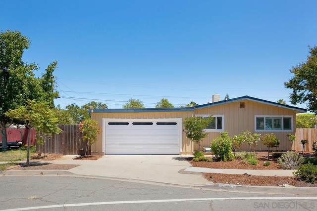 5051 Ensign St, San Diego, CA 92117 (#210026597) :: The Stein Group