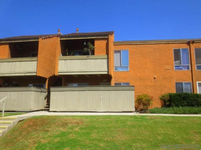 7737 Margerum #102, San Diego, CA 92120 (#210026607) :: Wannebo Real Estate Group