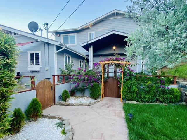 4331 Woodland Dr, La Mesa, CA 91941 (#210026627) :: Solis Team Real Estate