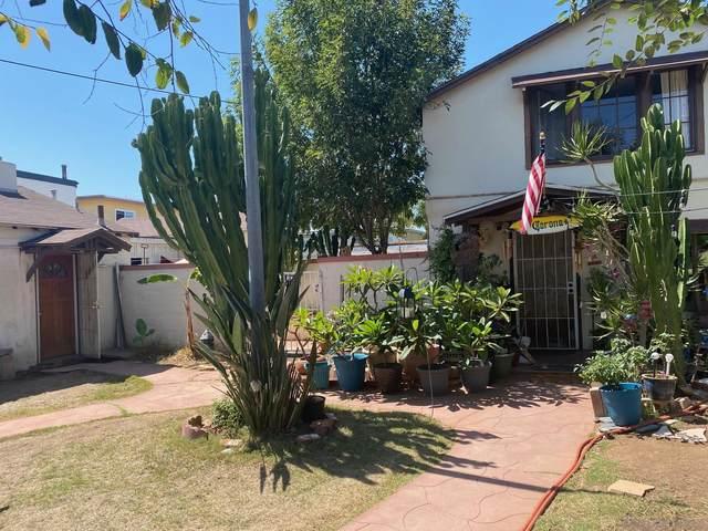 1424-26 14th St, Imperial Beach, CA 91932 (#210026633) :: Solis Team Real Estate
