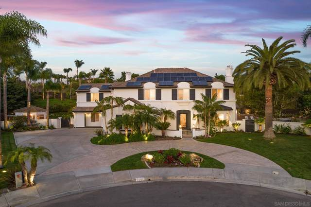 7952 Sitio Solana, Carlsbad, CA 92009 (#210026643) :: Solis Team Real Estate