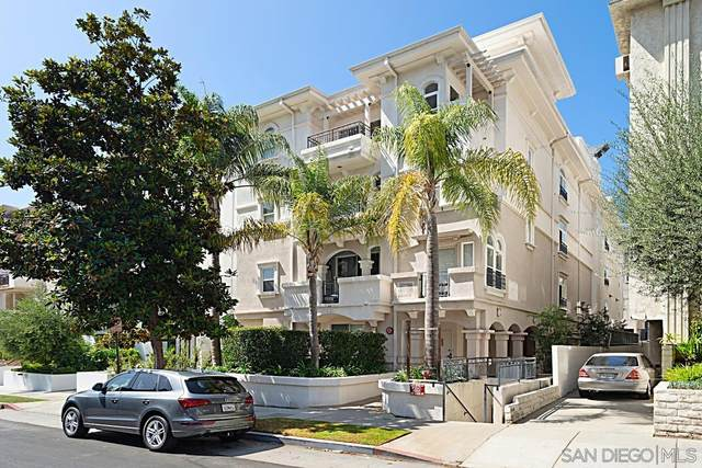 11737 Goshen #402, Los Angeles, CA 90049 (#210026650) :: Wannebo Real Estate Group