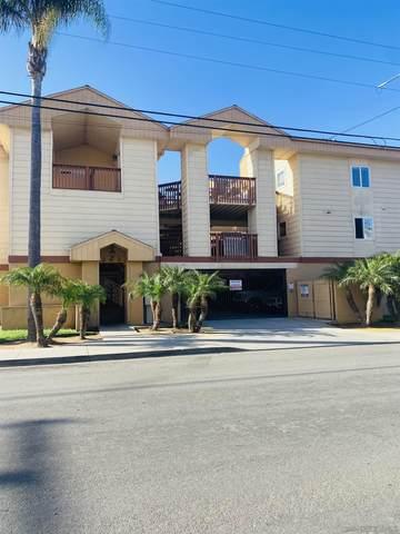 263 Dahlia #9, Imperial Beach, CA 91932 (#210026653) :: Neuman & Neuman Real Estate Inc.