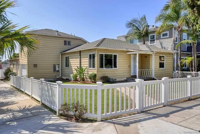 1277 Beryl Street, San Diego, CA 92109 (#210026689) :: Neuman & Neuman Real Estate Inc.