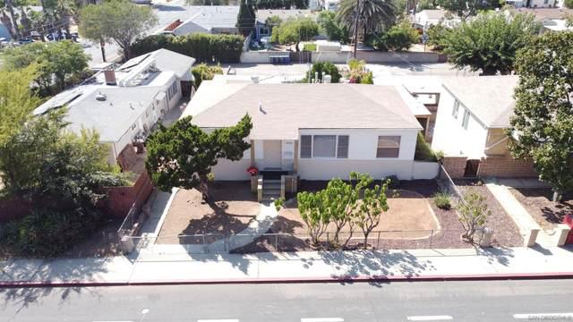 4006 Massachusetts Ave, La Mesa, CA 91941 (#210026694) :: Neuman & Neuman Real Estate Inc.
