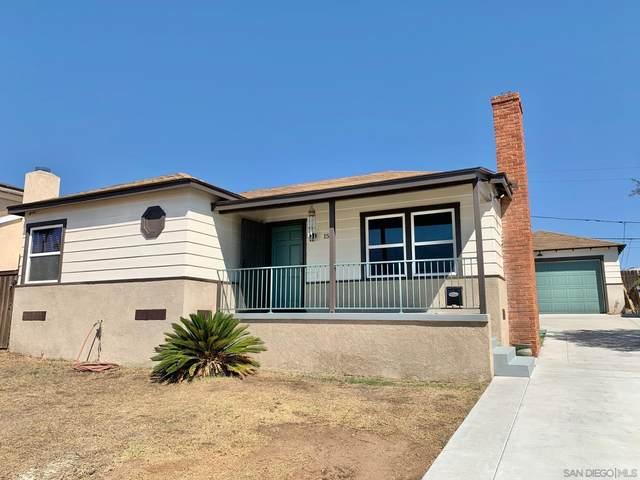 1505 49Th St, San Diego, CA 92102 (#210026737) :: Neuman & Neuman Real Estate Inc.