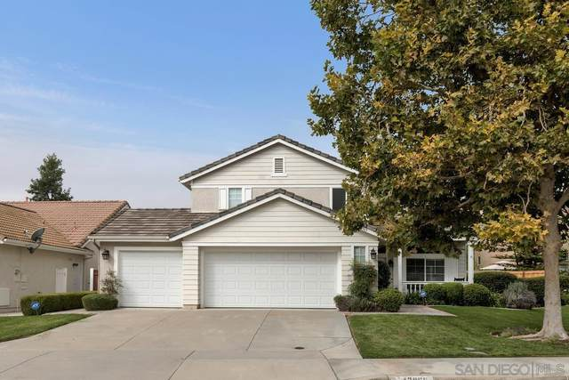 42965 Via Gandia, Temecula, CA 92592 (#210026744) :: Neuman & Neuman Real Estate Inc.