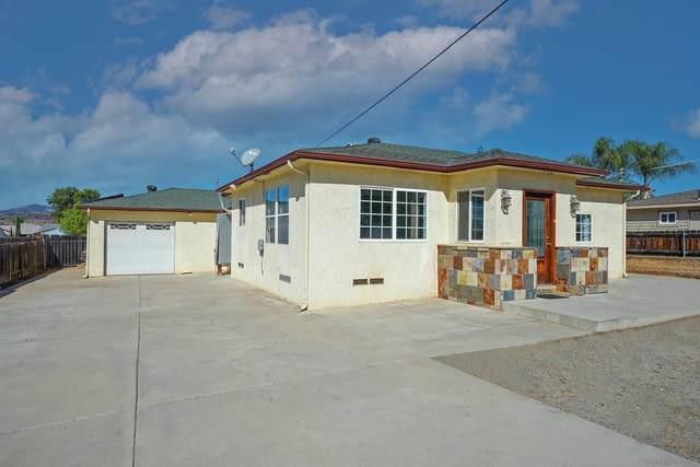 1226 Tuttle Ln, El Cajon, CA 92021 (#210026784) :: The Todd Team Realtors