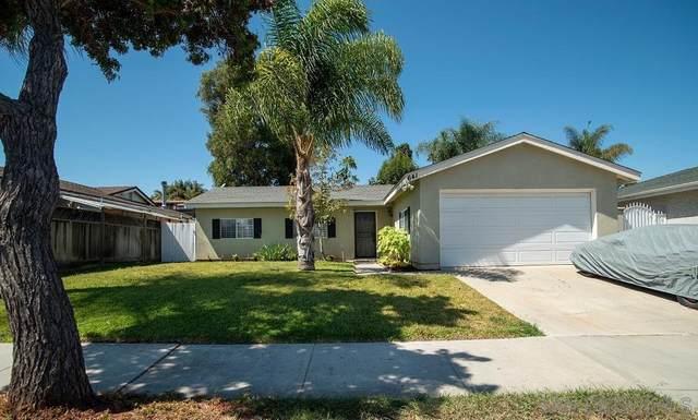 641 Michael St, Oceanside, CA 92057 (#210026812) :: Neuman & Neuman Real Estate Inc.