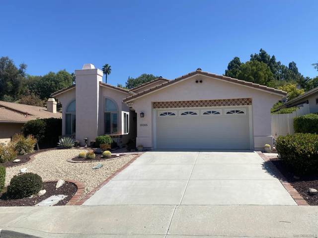 18305 Aceituno, San Diego, CA 92128 (#210026813) :: Compass