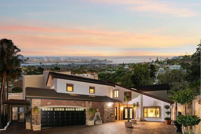 5786 La Jolla Mesa Dr, La Jolla, CA 92037 (#210026822) :: Rubino Real Estate