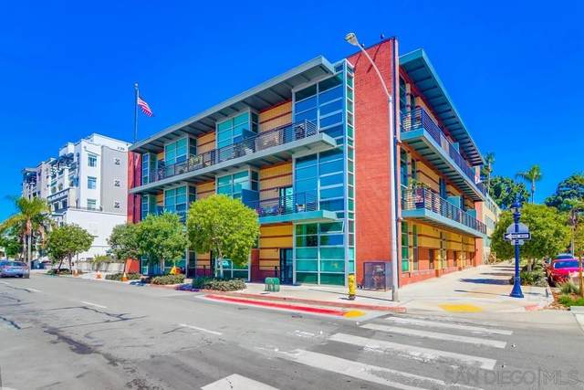 3211 5Th Ave #305, San Diego, CA 92103 (#210026848) :: Compass