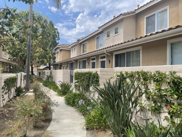 4130 Via Candidiz #166, San Diego, CA 92130 (#210026876) :: The Todd Team Realtors