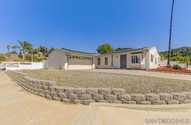 3010 Roseann Ave, Escondido, CA 92027 (#210026905) :: Neuman & Neuman Real Estate Inc.