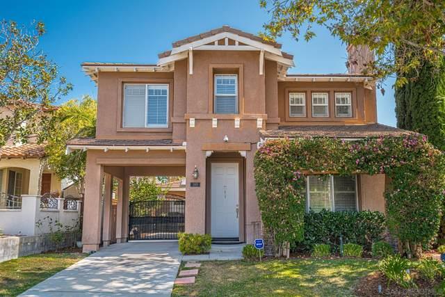 2451 Mackenzie Creek Road, Chula Vista, CA 91914 (#210026907) :: Wannebo Real Estate Group