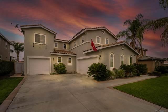 35359 Corte San Felipe, Winchester, CA 92596 (#210026930) :: Neuman & Neuman Real Estate Inc.