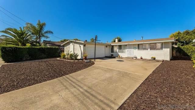 13024 Seiler Street, Poway, CA 92064 (#210026933) :: The Todd Team Realtors