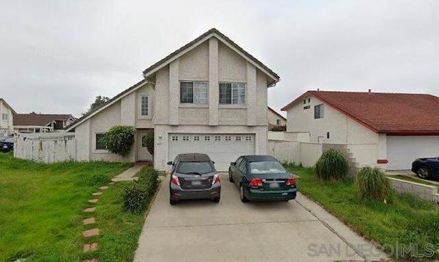 9041 Chart House St, San Diego, CA 92126 (#210026934) :: Compass