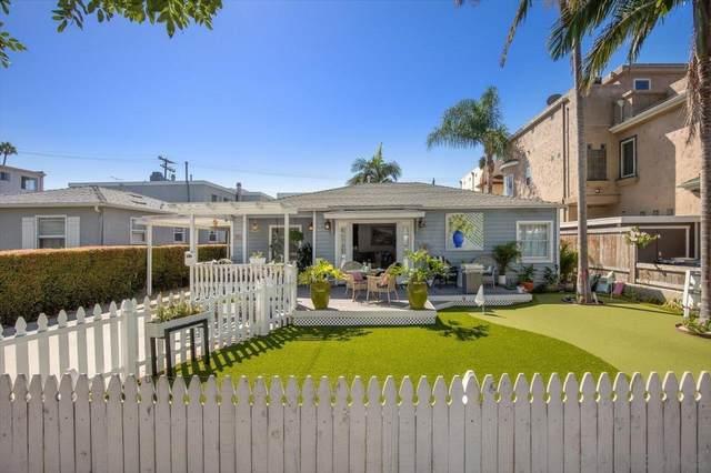 1411-1413 Oliver Avenue, San Diego, CA 92109 (#210026940) :: Compass